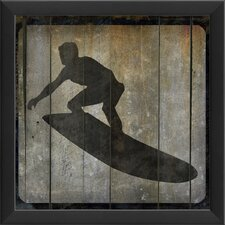 Surfer VII Wall Art