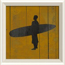 Surfer VI Wall Art
