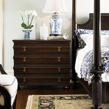 Royal Kahala 4 Drawer Sands Dresser