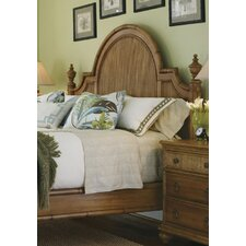 Beach House Panel Headboard Bedroom Collection