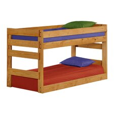 Twin Over Twin Standard Bunk Bed