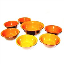 7-Piece Pasta Bowl Set