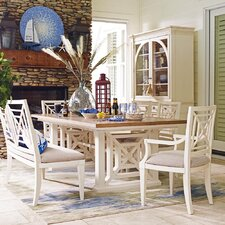 Water's Edge 6 Piece Dining Set