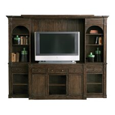 Woodlands Wall Entertainment Center