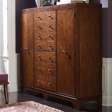 Classic Chic 7 Drawer Chifferobe