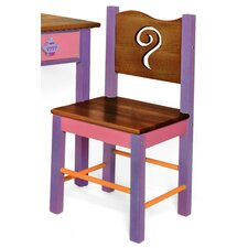 Little Girl Teaset Desk Chair