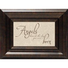 Angels Danced Print Art