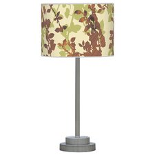 Organic Modern Leaf Stem Table Lamp