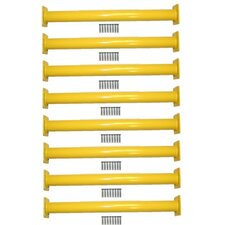 "15.13"" Steel Monkey Bar Rung (Set of 8)"