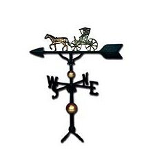 Deluxe Country Doctor Weathervane