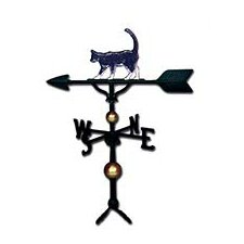 Deluxe Cat Weathervane