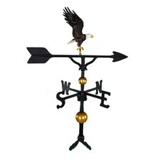 Deluxe Bodied Eagle Weathervane