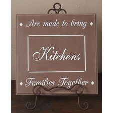 Touch of Elegance Kitchens Sign