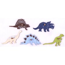 Dinosaur Peg (Set of 5)
