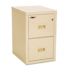 Turtle 2-Drawer File
