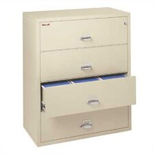 "44"" W Three-Drawer Lateral File"