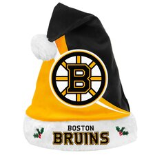 NHL Swoop Logo Santa Hat