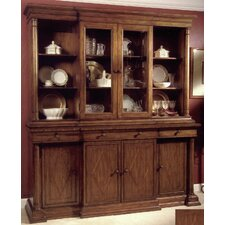 Classic Revival China Cabinet