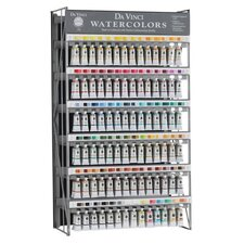 15ml Watercolor Paint Display
