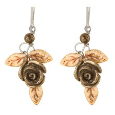 Aiyana Pyrite Sterling Silver Earrings