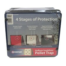 Target Trap for Pellets