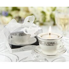 """Teacups and Tealights"" Miniature Tealight Holder"
