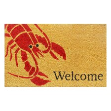 Lobster Doormat