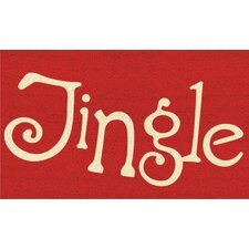 Jingle Doormat