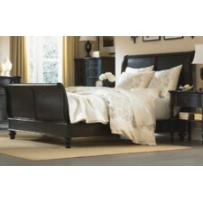 Glen Cove Sleigh Bed