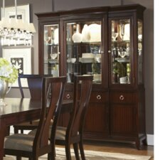 Laurel Heights China Cabinet