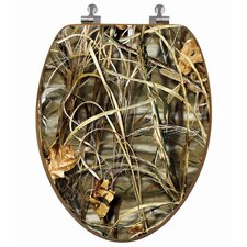 RealTree Camouflage Advantage Max HD Elongated Toilet Seat