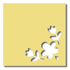 Paper Shapers Flower Patch Corner Adorner Punch