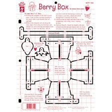 Berry Box Template
