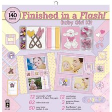 Birthday Scrapbook Kit