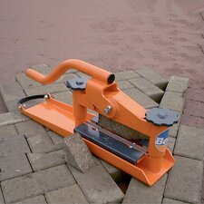 "10"" Square Cut Masonry Splitter with Four Edge Blade"