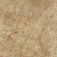 "Nexus 12"" x 12"" Vinyl Tile in Ancient Beige"
