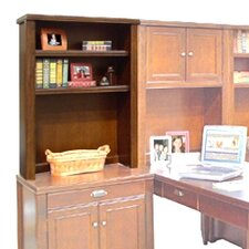 "Tribeca Loft 41"" H x 30"" W Desk Hutch"