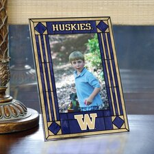 NCAA Art Glass Frame