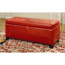 Milano Bedroom Storage Ottoman