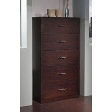 Modera 5 Drawer Chest