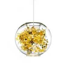 Tangle 1 Light Globe Pendant