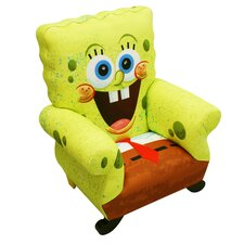 SpongeBob SquarePants Kids Novelty Chair