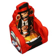 Madagascar Kids Novelty Chair