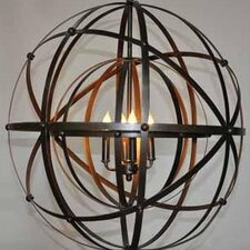 Alchemy 4 Light Chandelier