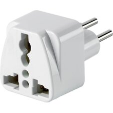 Worldwide to Europe / Swiss Adaptor Plug