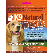 Lamb Freeze Dried Dog Treats