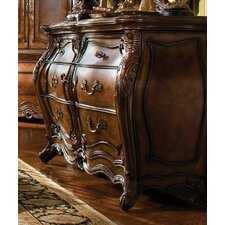 Palais Royale 6 Drawer Double Dresser