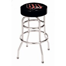 NASCAR Double Rung Bar Stool