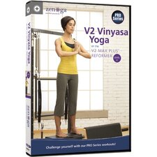 V2 Vinyasa Yoga on the V2 Max Plus Reformer Level 2 DVD