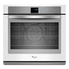 5.0 cu. ft. Single Wall with Steamclean Option Oven